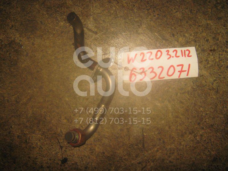 Трубка системы рециркуляции (EGR) для Mercedes Benz W220 1998-2005 - Фото №1
