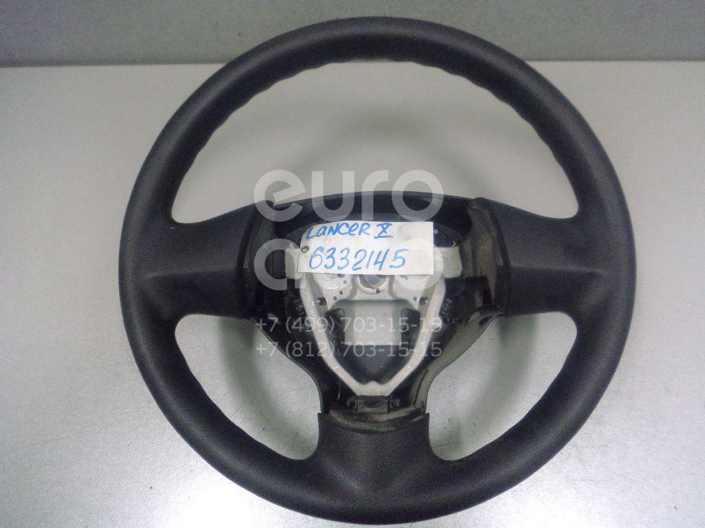 Рулевое колесо для AIR BAG (без AIR BAG) для Mitsubishi Lancer (CX,CY) 2007> - Фото №1