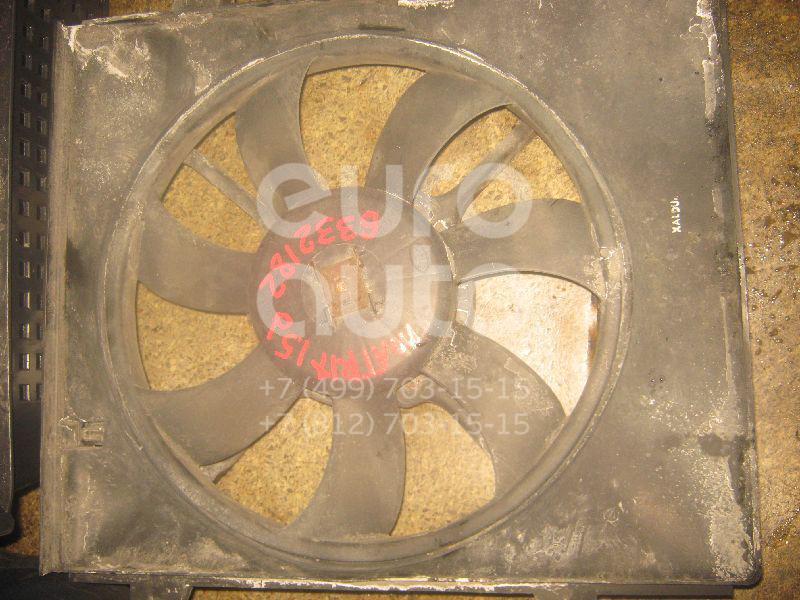 Вентилятор радиатора для Hyundai Matrix 2001-2010 - Фото №1