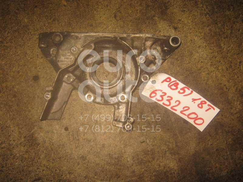 Крышка двигателя передняя для VW,Audi,Skoda Passat [B5] 2000-2005;A4 [B6] 2000-2004;Octavia (A4 1U-) 2000-2011;Octavia (A5 1Z-) 2004-2013 - Фото №1