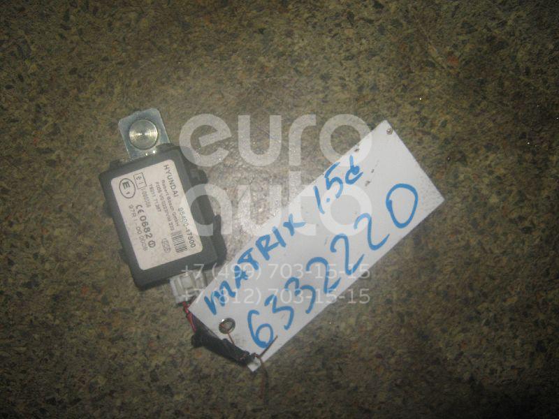 Реле для Hyundai Matrix 2001>;Accent II (+ТАГАЗ) 2000-2012;Verna/Accent III 2006-2010 - Фото №1