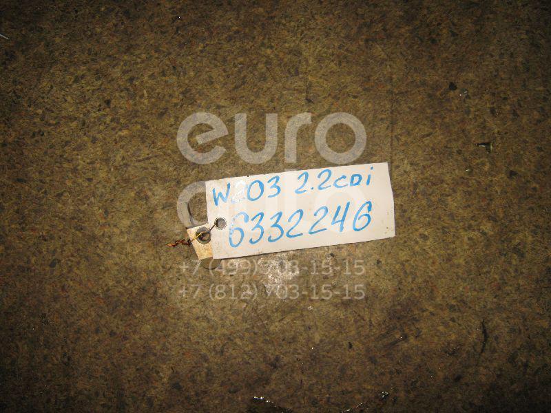 Крепеж для Mercedes Benz W203 2000-2006 - Фото №1