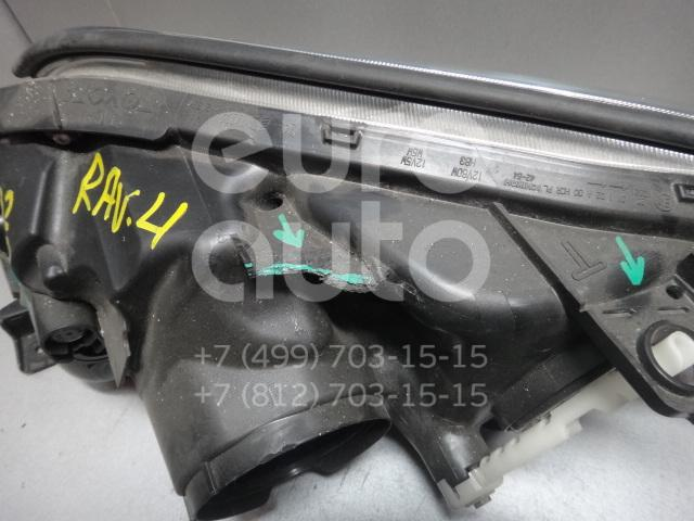 Фара правая для Toyota RAV 4 2006-2013 - Фото №1