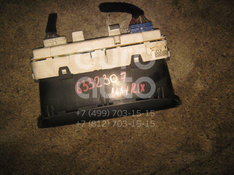 Дисплей информационный для Hyundai Matrix 2001> - Фото №1