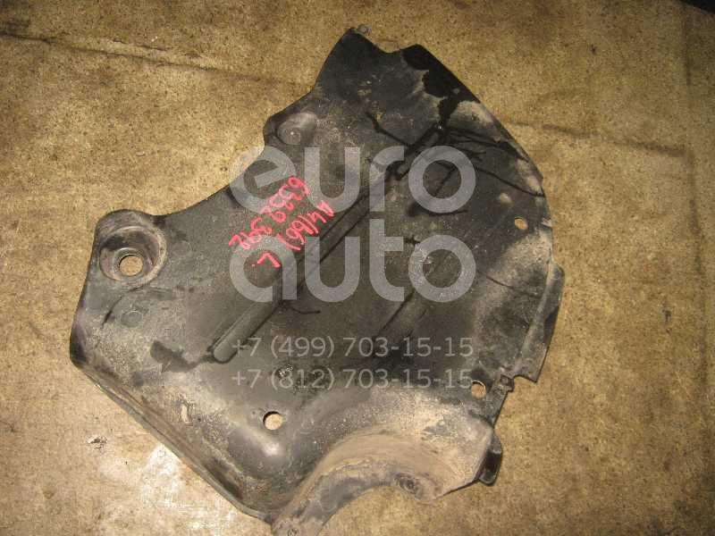 Защита антигравийная для Audi A4 [B6] 2000-2004;A4 [B7] 2005-2007 - Фото №1