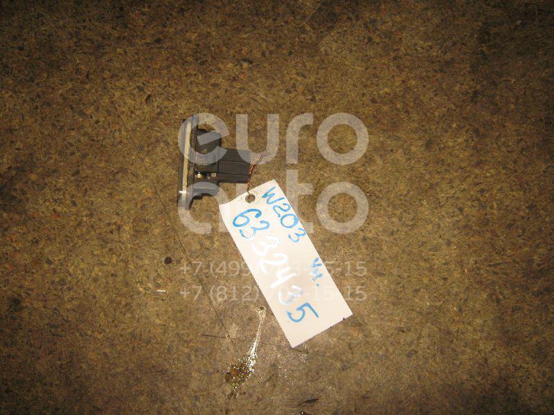 Фонарь подсветки номера для Mercedes Benz W203 2000-2006 - Фото №1