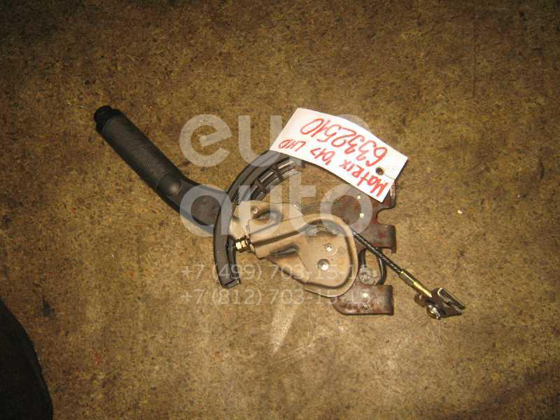 Рычаг стояночного тормоза для Hyundai Matrix 2001-2010 - Фото №1