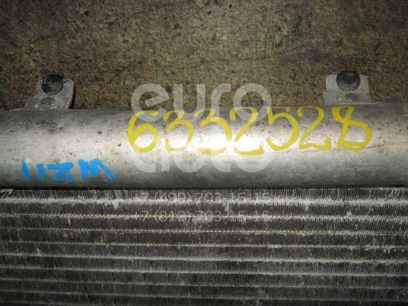 Радиатор кондиционера (конденсер) для Mercedes Benz W211 E-Klasse 2002-2009 - Фото №1