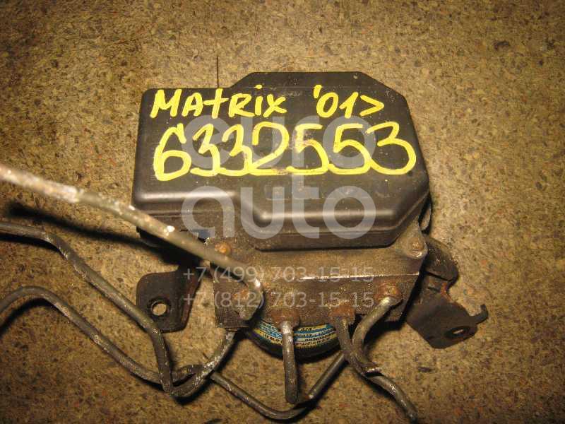 Блок ABS (насос) для Hyundai Matrix 2001> - Фото №1