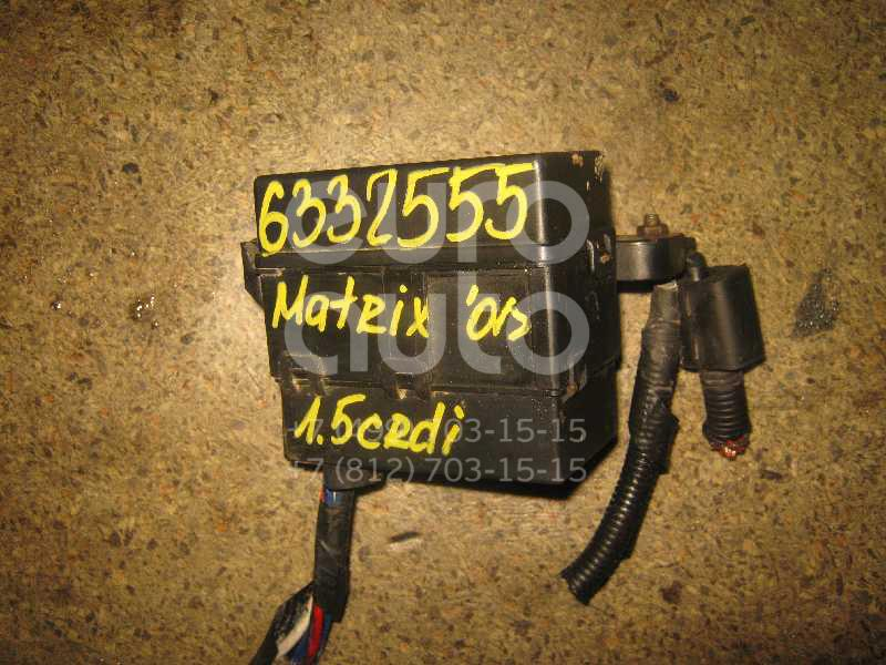 Блок предохранителей для Hyundai Matrix 2001-2010 - Фото №1