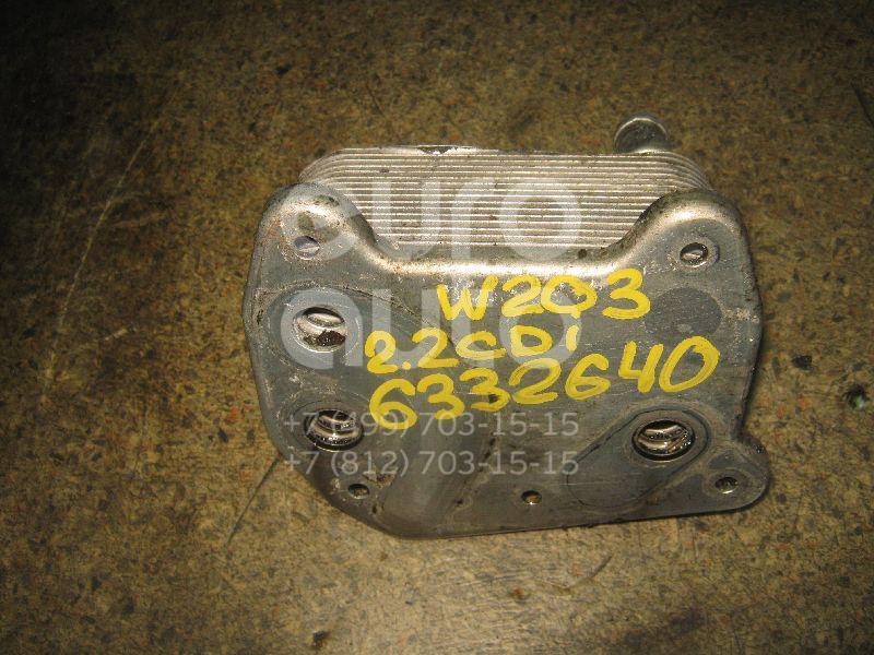 Радиатор масляный для Mercedes Benz W203 2000-2006;W210 E-Klasse 1995-2000;W210 E-Klasse 2000-2002 - Фото №1