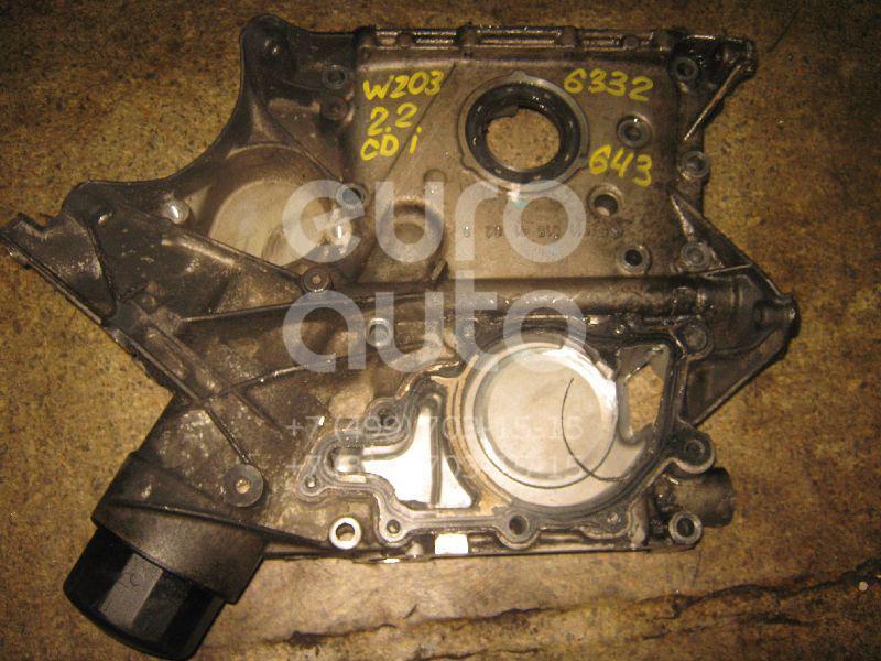 Крышка двигателя передняя для Mercedes Benz W203 2000-2006;W210 E-Klasse 2000-2002 - Фото №1