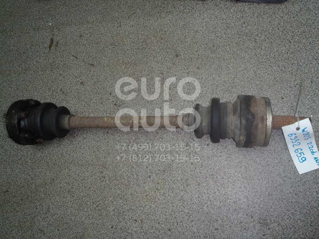 Полуось (привод в сборе) для Mercedes Benz W203 2000-2006 - Фото №1