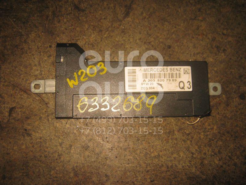 Блок электронный для Mercedes Benz W203 2000-2006 - Фото №1