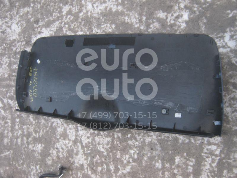 Обшивка крышки багажника для Mercedes Benz W203 2000-2006 - Фото №1