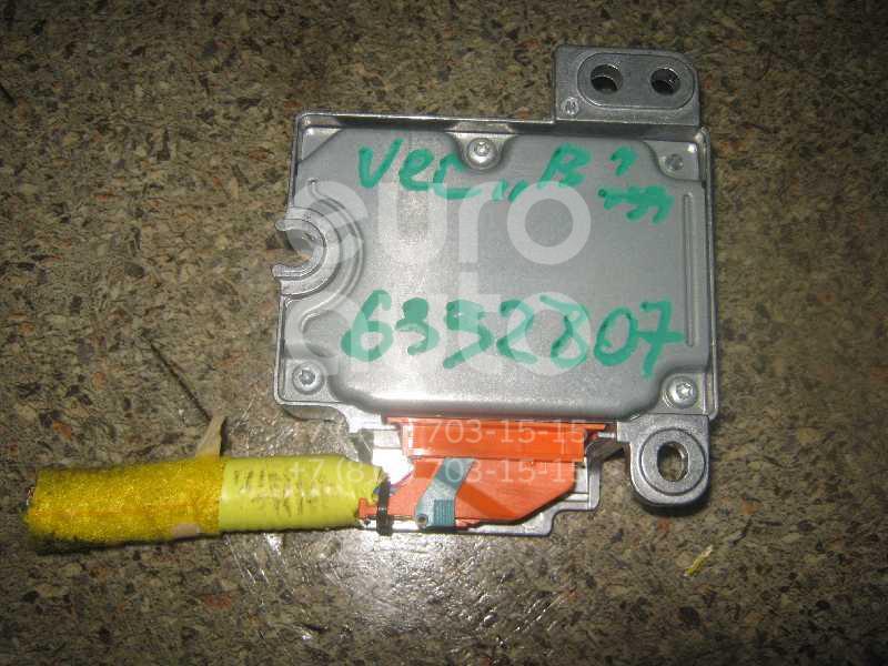 Блок управления AIR BAG для Opel Vectra B 1995-1999;Vectra B 1999-2002 - Фото №1
