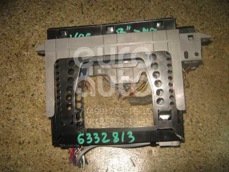 Рамка магнитолы для Opel Vectra B 1995-1999 - Фото №1