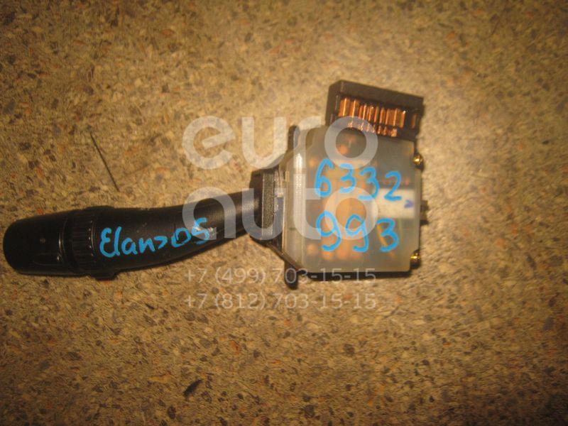 Переключатель поворотов подрулевой для Hyundai Elantra 2000-2006 - Фото №1