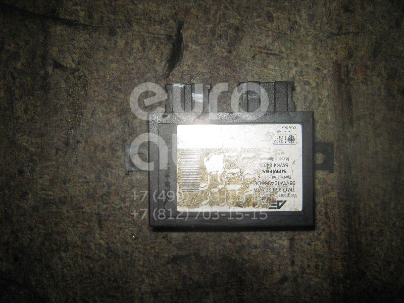 Блок электронный для VW Sharan 1995-1999 - Фото №1