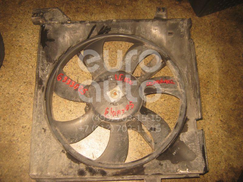 Вентилятор радиатора для Hyundai Elantra 2000-2005 - Фото №1