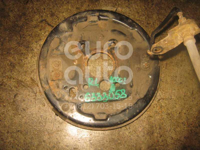 Щит опорный задний левый для Honda Accord VI 1998-2002 - Фото №1