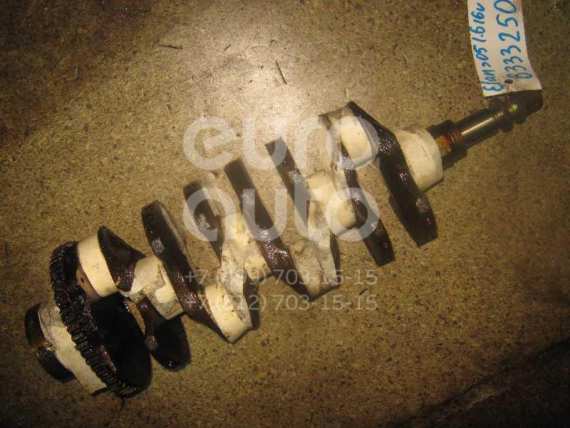 Коленвал для Hyundai,Kia Elantra 2000-2005;Matrix 2001-2010;Coupe (GK) 2002-2009;Cerato 2004-2008 - Фото №1