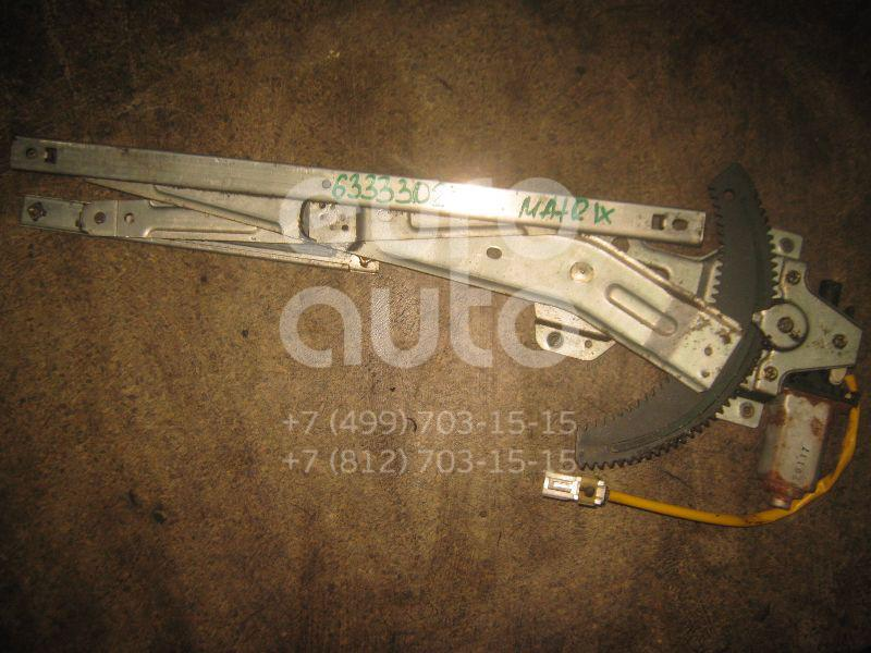 Стеклоподъемник электр. передний левый для Hyundai Matrix 2001-2010 - Фото №1
