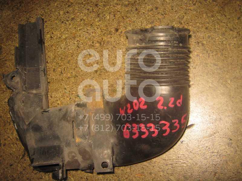 Воздуховод для Mercedes Benz W202 1993-2000;C208 CLK coupe 1997-2002 - Фото №1
