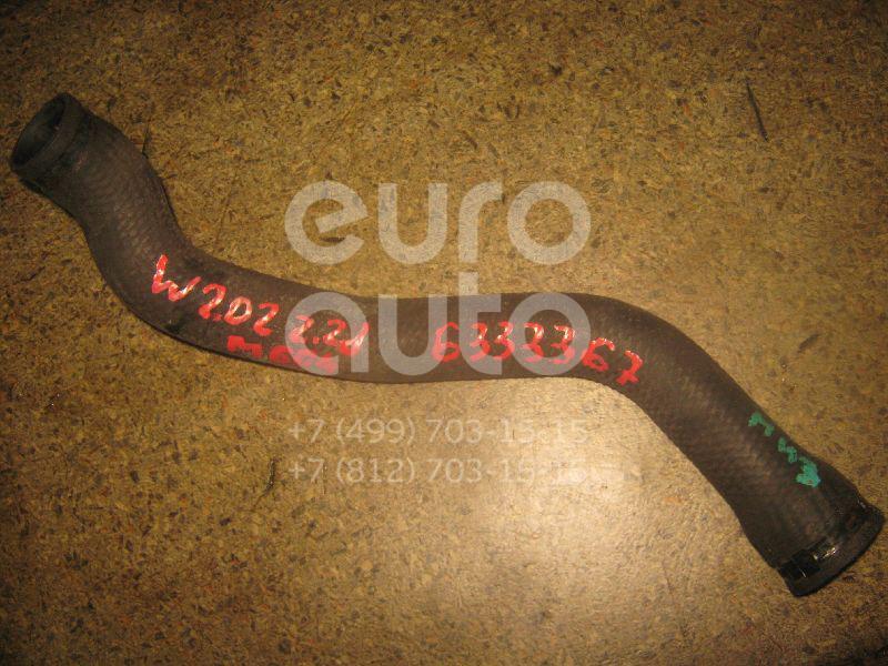 Патрубок радиатора для Mercedes Benz W202 1993-2000 - Фото №1