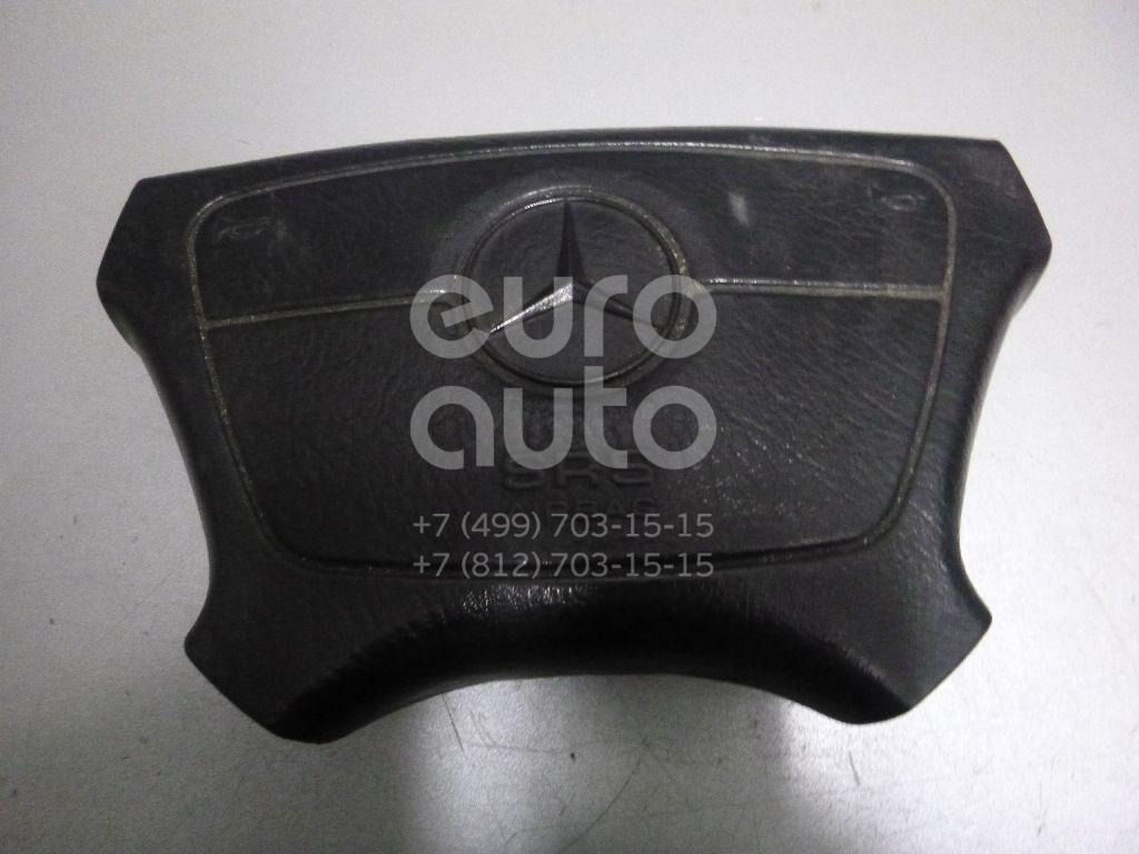 Подушка безопасности в рулевое колесо для Mercedes Benz W202 1993-2000;W124 1984-1993;R129 SL 1989-2001;W140 1991-1999;W124 E-Klasse 1993-1995;W210 E-Klasse 1995-2000;G-Class W463 1989> - Фото №1