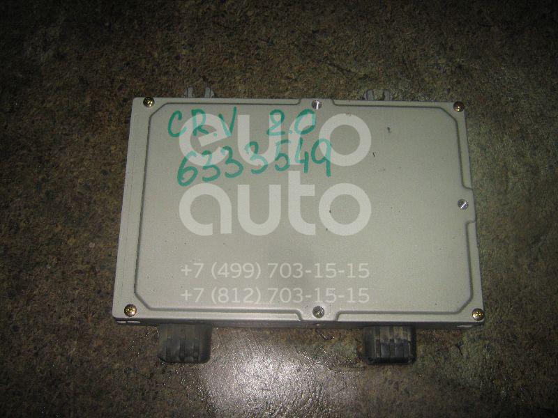 Блок управления двигателем для Honda CR-V 1996-2002 - Фото №1