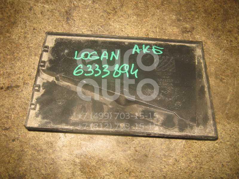 Крепление АКБ (корпус/подставка) для Renault Logan 2005-2014 - Фото №1