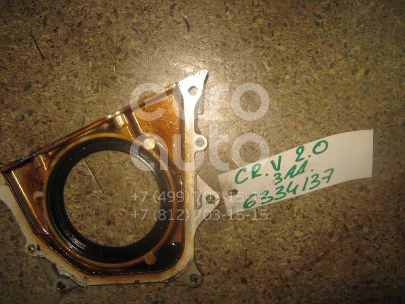 Крышка коленвала задняя для Honda CR-V 1996-2002 - Фото №1