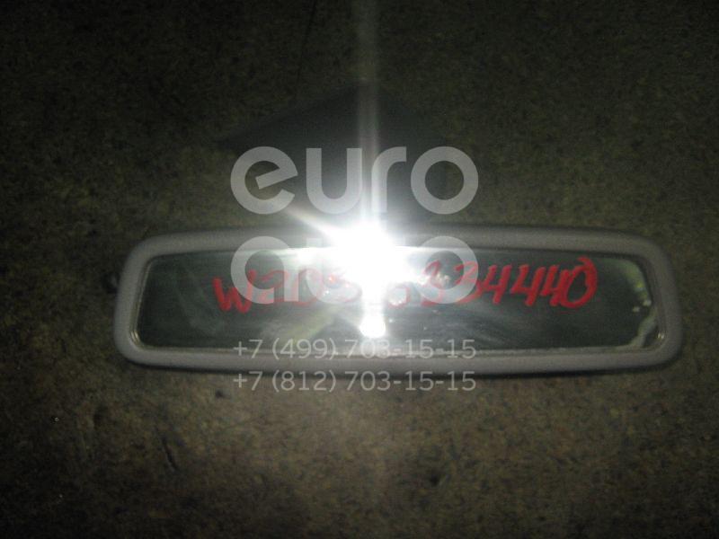 Зеркало заднего вида для Mercedes Benz W203 2000-2006;W202 1993-2000;W210 E-Klasse 1995-2000;C208 CLK coupe 1997-2002;W210 E-Klasse 2000-2002 - Фото №1