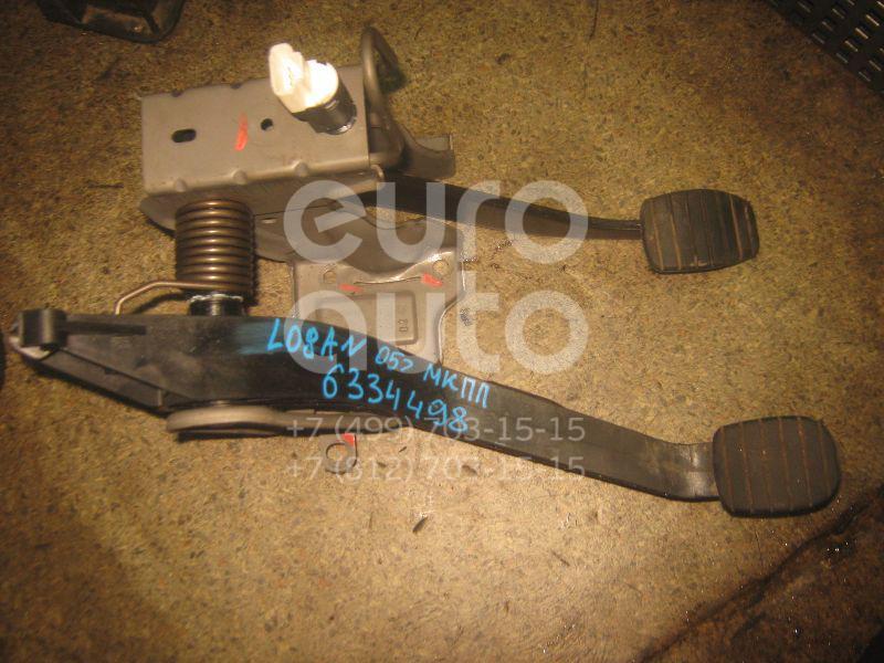 Блок педалей для Renault Logan 2005-2014 - Фото №1