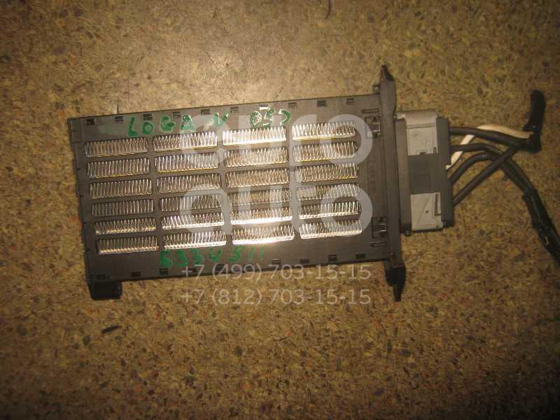 Радиатор отопителя электрический для Renault Logan 2005-2014 - Фото №1
