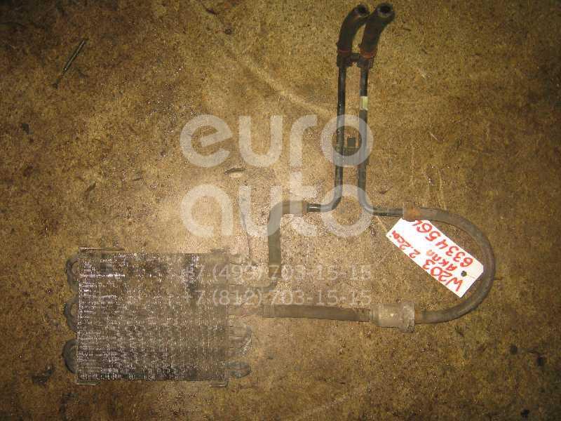 Радиатор (маслоохладитель) АКПП для Mercedes Benz W203 2000-2006 - Фото №1