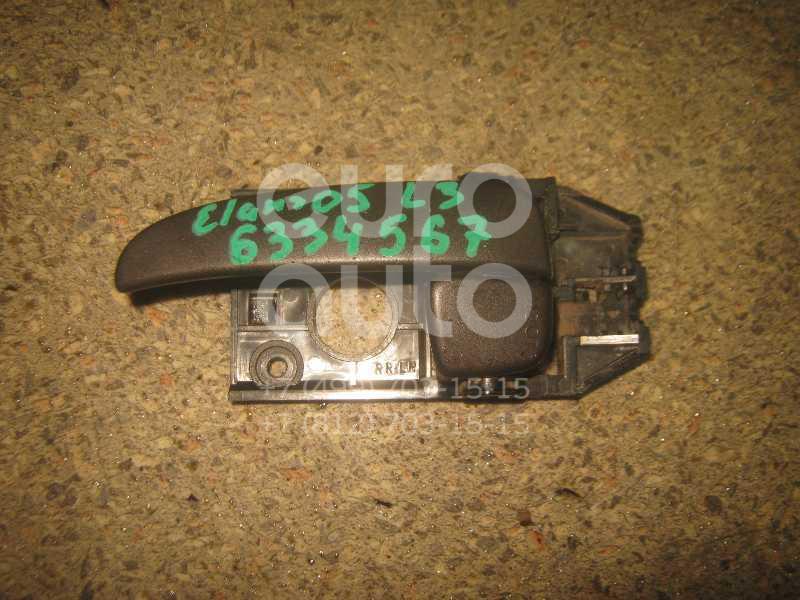 Ручка двери задней внутренняя левая для Hyundai Elantra 2000-2005 - Фото №1