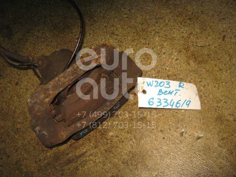Суппорт передний правый для Mercedes Benz W203 2000-2006 - Фото №1