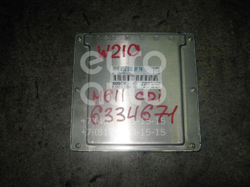 Блок управления двигателем для Mercedes Benz W210 E-Klasse 2000-2002;W210 E-Klasse 1995-2000 - Фото №1