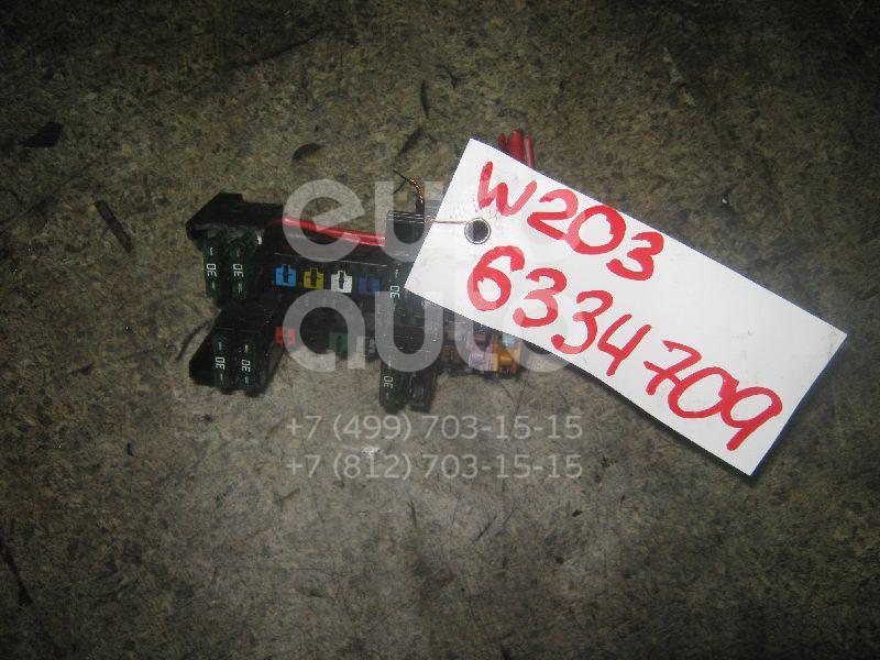 Блок предохранителей для Mercedes Benz W203 2000-2006;Vito/Viano-(639) 2003-2014 - Фото №1