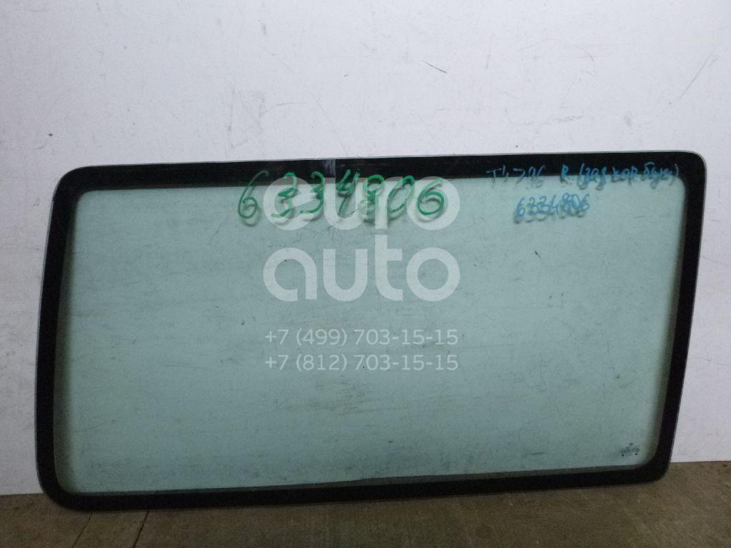 Стекло кузовное глухое правое для VW Transporter T4 1991-1996 - Фото №1
