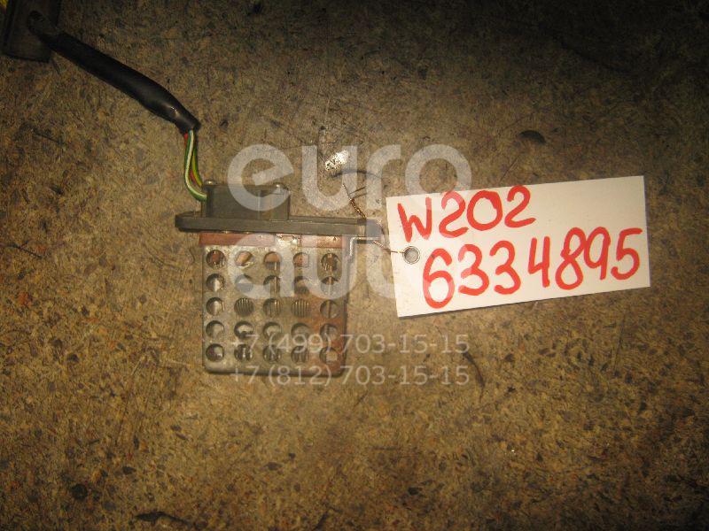 Резистор отопителя для Mercedes Benz W202 1993-2000 - Фото №1