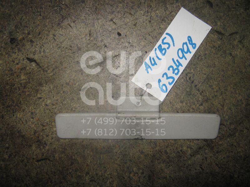 Козырек солнцезащитный (внутри) для Audi A4 [B5] 1994-2001;A2 [8Z0] 2000-2005;A3 (8L1) 1996-2003;A4 [B6] 2000-2004;A3 [8PA] Sportback 2004-2013;A3 [8P1] 2003-2013;A4 [B7] 2005-2007 - Фото №1