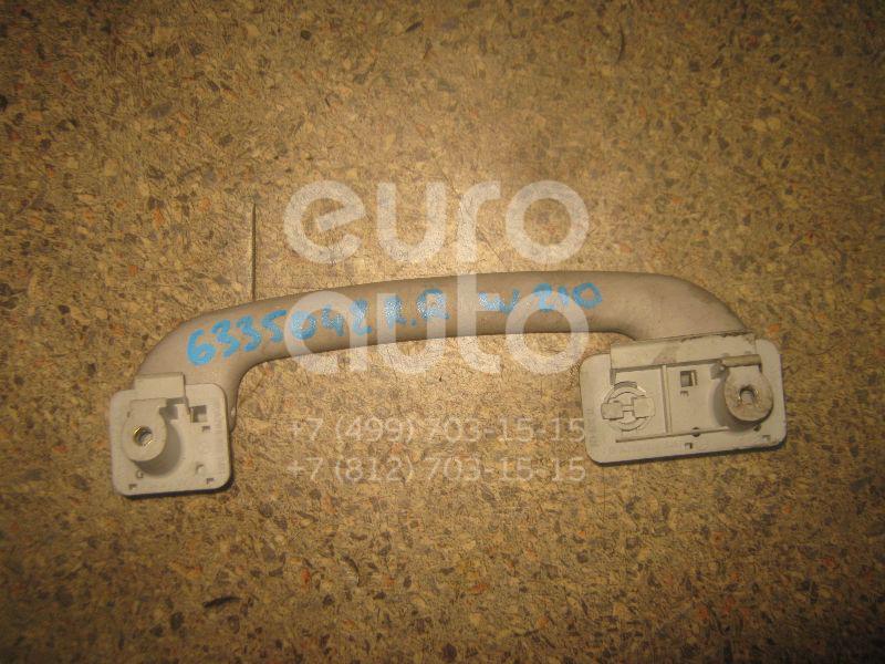 Ручка внутренняя потолочная для Mercedes Benz W210 E-Klasse 2000-2002;C208 CLK coupe 1997-2002 - Фото №1