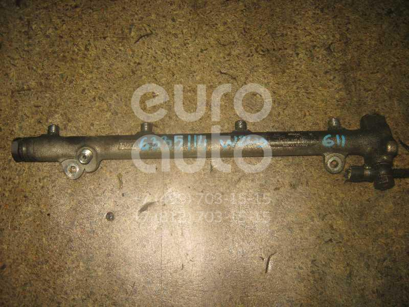 Рейка топливная (рампа) для Mercedes Benz W203 2000-2006;Sprinter (901-905)/Sprinter Classic (909) 1995-2006;Vito (638) 1996-2003;W210 E-Klasse 1995-2000;W210 E-Klasse 2000-2002 - Фото №1