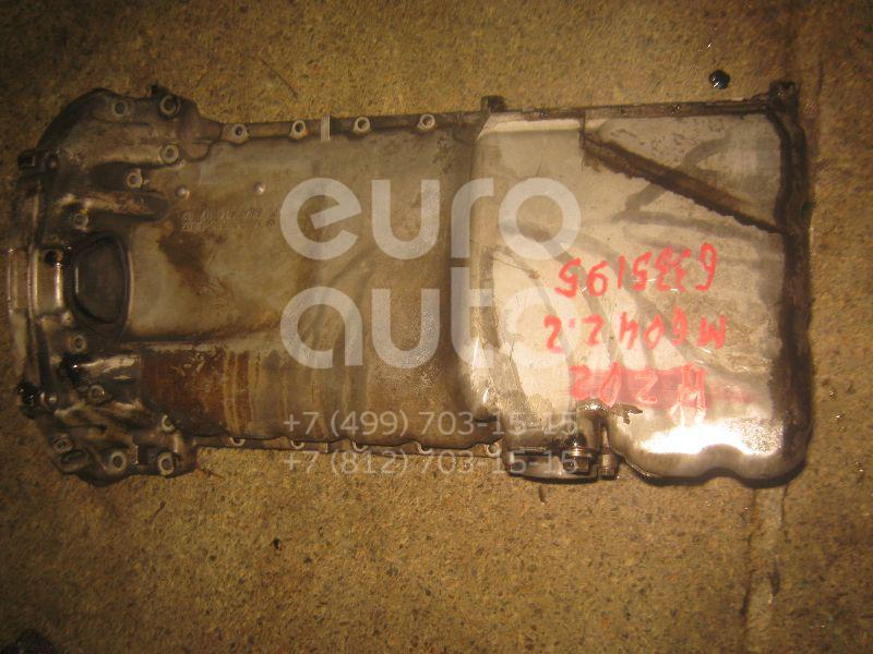 Поддон масляный двигателя для Mercedes Benz W202 1993-2000 - Фото №1