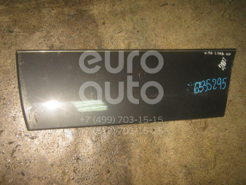 Молдинг задней левой двери для Mercedes Benz W140 1991-1999 - Фото №1