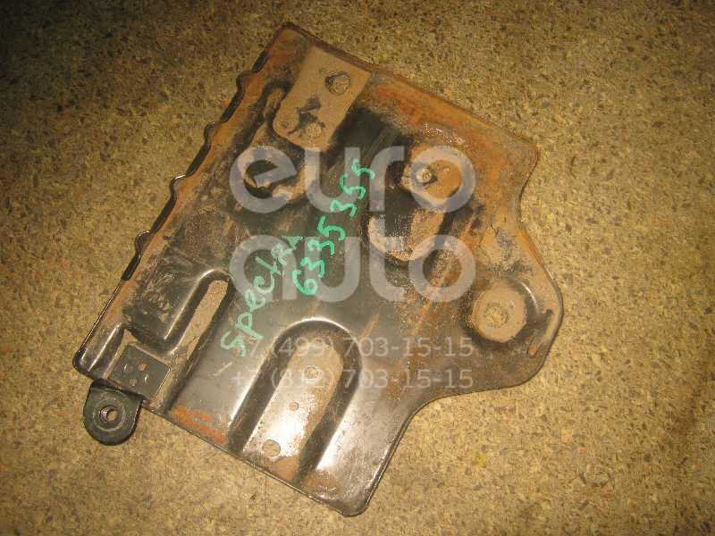 Крепление АКБ (корпус/подставка) для Kia Spectra 2001-2011;Sephia/Shuma 1996-2001;Sephia II/Shuma II 2001-2004;Carens 2000-2002 - Фото №1