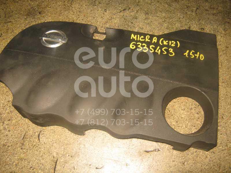 Накладка декоративная для Nissan Micra (K12E) 2002> - Фото №1
